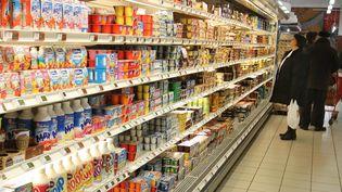 L'Autorité de la concurrence enquête depuis 2012 sur plusieurs fabricants de produits laitiers. (JEAN FRANCOIS FREY / MAXPPP)