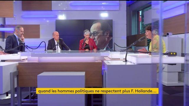 """Rivasi : Hollande """"ne doit pas se représenter"""""""