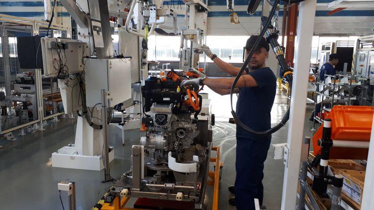 PSA va mobiliser une centaine de salariés volontaires pour aider Air Liquide à produire des respirateurs, matériel indispensable pour la prise en charge des malades graves du Covid-19. (FRANÇOIS PELLERAY / FRANCE-BLEU LORRAINE NORD)