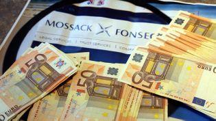 (Les documents qui révèlent cette gigantesque évasion fiscale émanent du cabinet d'avocats de Panama Mossack Fonseca  © MaxPPP)