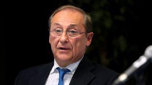 Didier Gailhaguet en décembre 2016. (VALLAURI NICOLAS / MAXPPP)