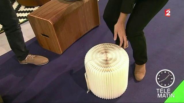 Foire de Paris : les meubles écologiques, grande tendance de l'édition 2017