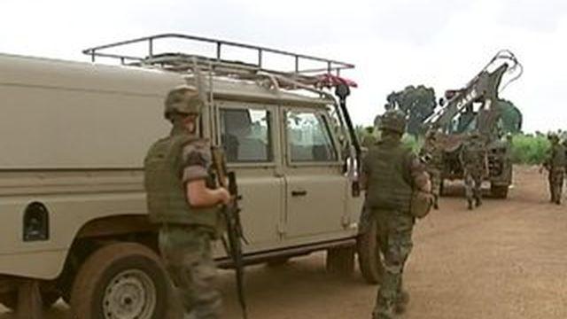 Centrafrique : des soldats français soupçonnés d'abus sexuels sur des enfants