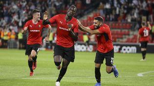 Le Stade Rennais s'est qualifié pour la première édition de Ligue Europa Conférence. (JEAN CATUFFE)