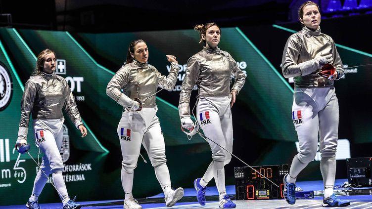 Après le report des Jeux, l'équipe de France de sabre va devoir se remettre en ordre de marche. (BIZZI TEAM)