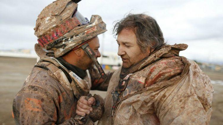 Les motards ont galéré lors de leur passage en Bolivie