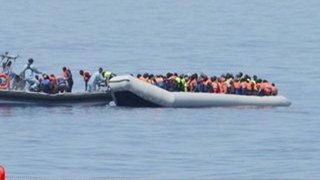Un patrouilleur français sauve des migrants au large de la Libye