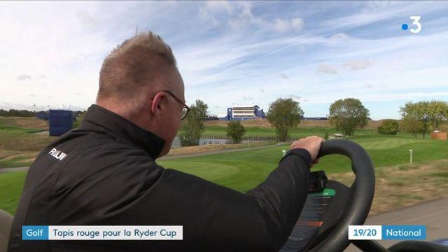 Golf : tapis rouge pour la Ryder Cup dans les Yvelines