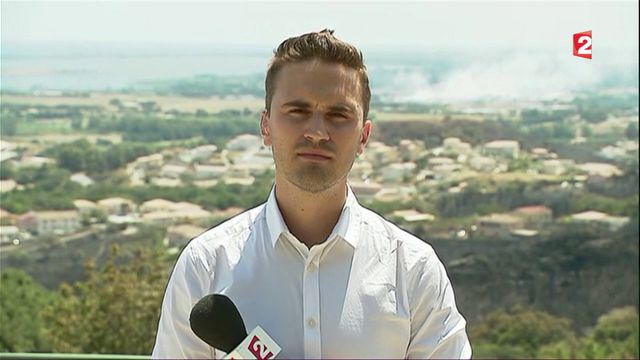 Incendie à Biguglia : les pompiers sont optimistes mais restent vigilants