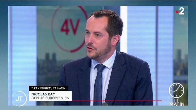 Nicolas Bay. (France 2)