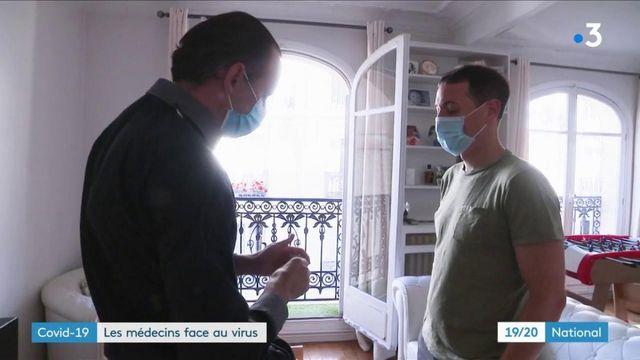 Covid-19 : SOS Médecin recense les cas de suspicions