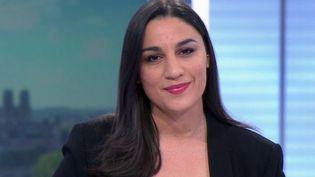 Alexandra Uzan (FRANCE 2)