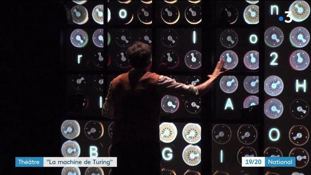 Théâtre : le mathématicien Alan Turing mis à l'honneur dans une pièce