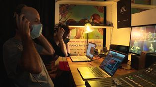 Le Petit Duc se donne en concert sur les ondes avec une programmation spéciale confinement accessible sur internet (France 3 PACA)