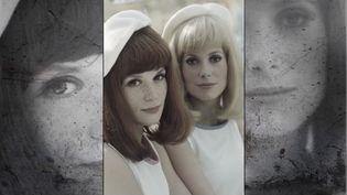 Catherine Deneuve et Françoise Dorléac, deux sœurs presque jumelles (COMPLÉMENT D'ENQUÊTE/FRANCE 2)