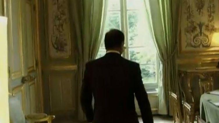 capture d'écran - Le Pouvoir, film dePatrick Rotman, sortie en salle 8 mai (PATRICK ROTMAN / FRANCETV INFO)