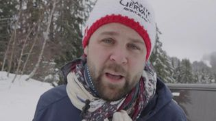 Culture : le festival Saint-Gervais Mont-Blanc d'Humour s'invite chez vous (Capture d'écran franceinfo)