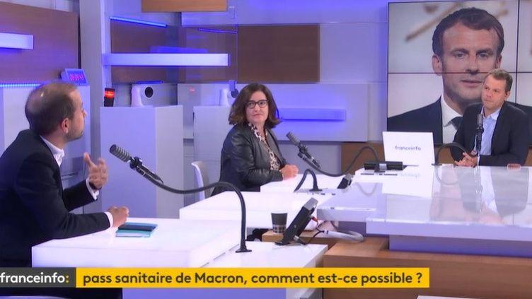 Les Informés de franceinfo le 22 septembre 2021 (FRANCEINFO / RADIO FRANCE)