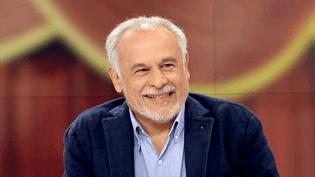 """Francis Perrin invité sur la plateau de France 2 pour présenter sa pièce """"Molière malgré moi""""  (France 2 / Culturebox)"""