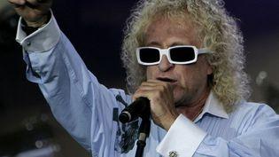 Michel Polnareff à Paris en juillet 2007  (Michel Euler / Pool / AFP )