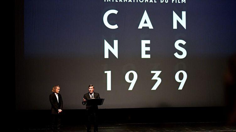 Cérémonie d'ouverture du Festival International du Film - Cannes 1939 (ERIC MALOT / MAXPPP)