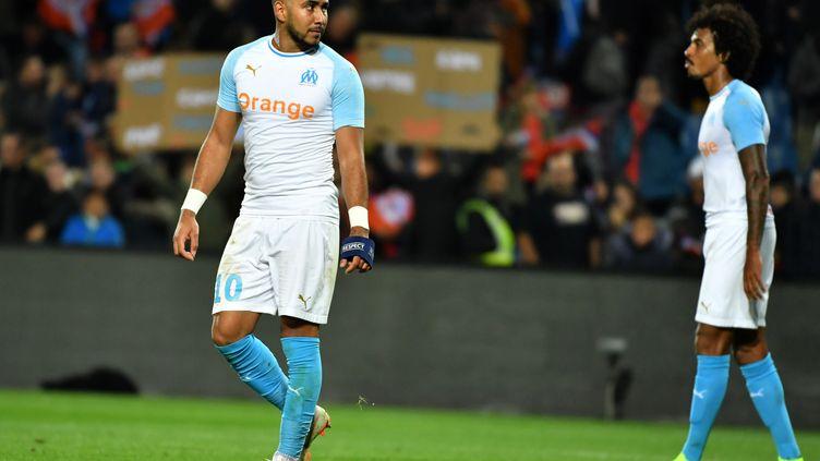 Marseille doit s'imposer face à Angers pour sortir de la crise (PASCAL GUYOT / AFP)