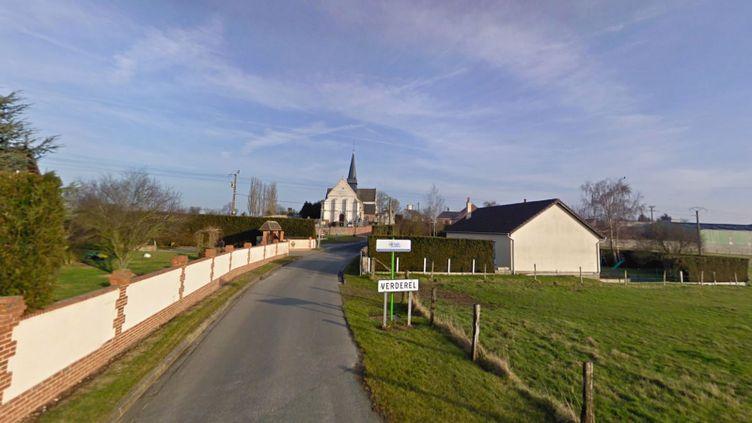 Verderel-lès-Sauqueuse (Oise). (GOOGLE STREET VIEW)