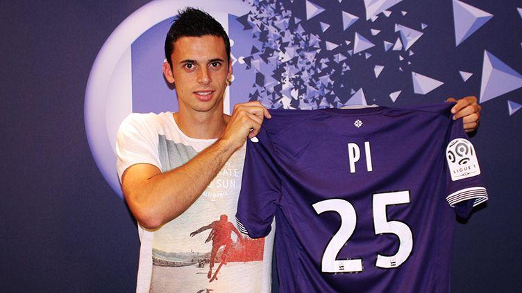 Jessy Pi (Monaco), nouveau joueur de Toulouse.
