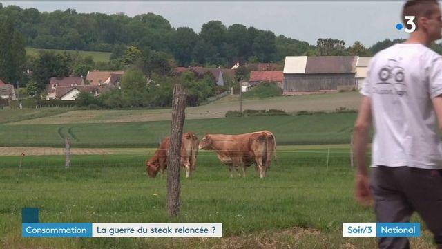 Consommation : vers une guerre du steak entre continents ?