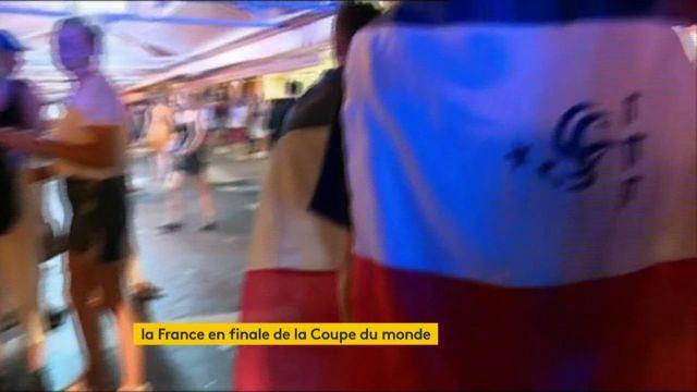 Nice : des dizaines de blessés après France-Belgique