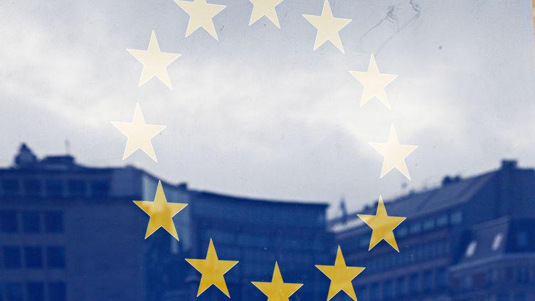 Le siège de la Commission européenne à Bruxelles, le 4 décembre 2017. (ALEXANDROS MICHAILIDIS / AFP)