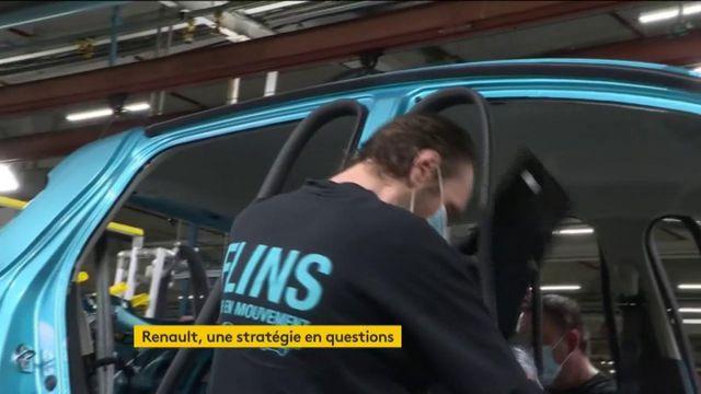 Renault : une stratégie en questions