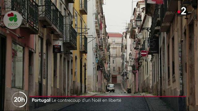 Coronavirus : le Portugal subit le contrecoup de Noël