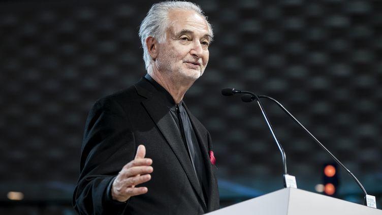 Jacques Attali (MAXPPP)