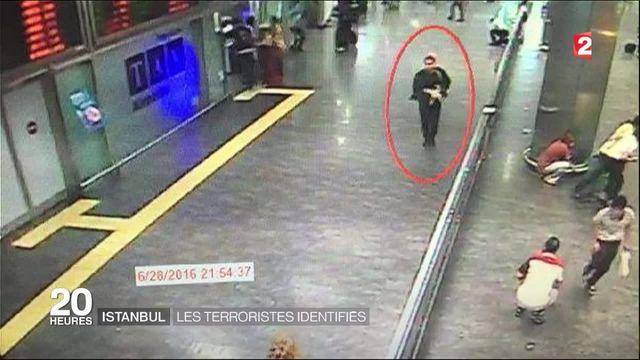 Istanbul : les terroristes identifiés et le déroulement de l'attaque précisé