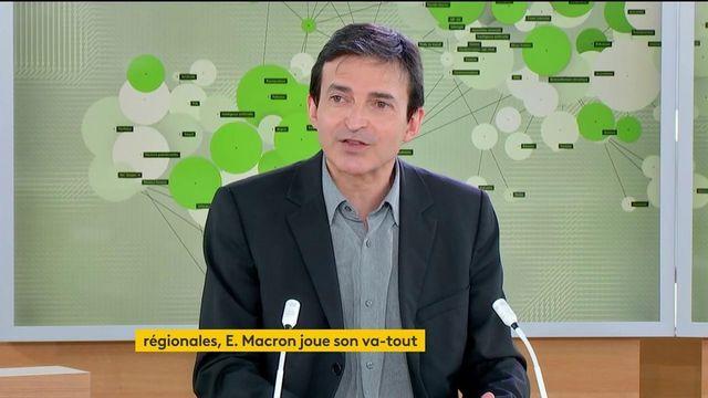 """Alliance LR-LREM en Paca : """"Toutes ces histoires de partis politiques n'intéressent pas les Français"""" explique un politologue"""