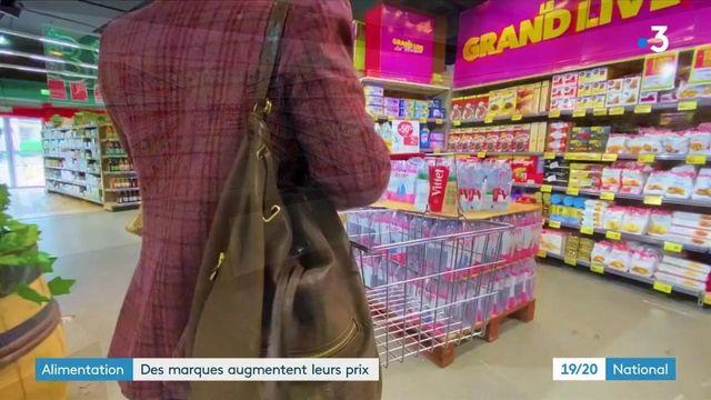 Alimentation : les marques distributeurs augmentent leurs prix