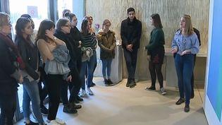 À trois mois de l'épreuve de philosophie, la rédaction de France 3 a suivi des élèves de première littéraire qui ont choisi l'option histoire de l'art. (France 3)