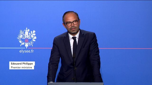 """""""Volonté"""", """"détermination"""" et """"confiance"""" : """"l'état d'esprit"""" du gouvernement pour la rentrée, selon Edouard Philippe"""