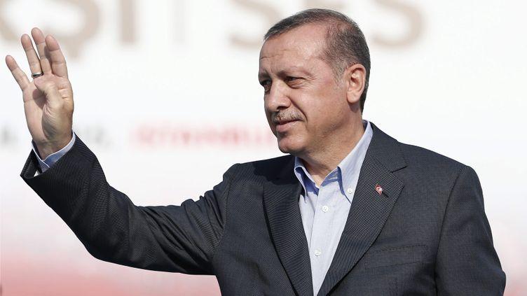 (Le président turc Recep tayyip Erdogan le 20 septembre 2015 ©maxppp)