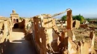 Belchite, village fantôme et mémoire de la guerre civile espagnole (FRANCE 2)