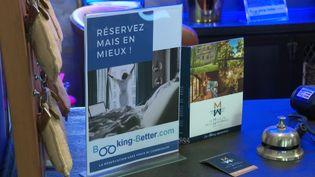 Booking Better, la plateforme qui s'attaque aux géants de la réservation hôtelière en ligne (CAPTURE D'ÉCRAN FRANCE 3)