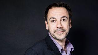 L'écrivain Michel Bussi  (Baltel / SIPA)