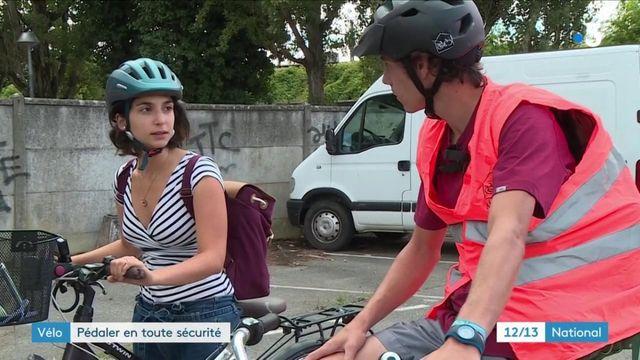 Vélo : le gouvernement offre des cours pour conduire en toute sécurité
