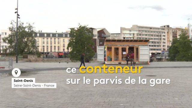 Ancien agent de maintenance, Luc Pinto Barreto a ouvert une librairie en Seine-Saint-Denis. La mairie a soutenu son projet.