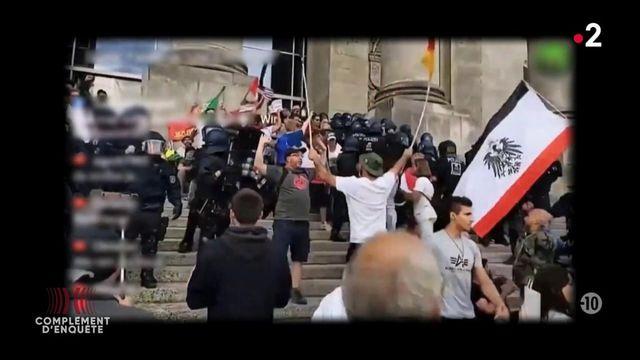 Complément d'enquête. Allemagne : ultradroite et extrême violence
