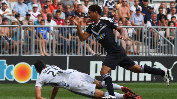 Bordeaux joue sa qualification en Ligue Europa face à Marioupol.  (MEHDI FEDOUACH / AFP)
