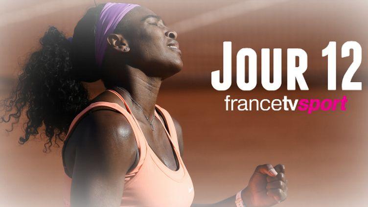 Serena Williams épuisée mais en finale
