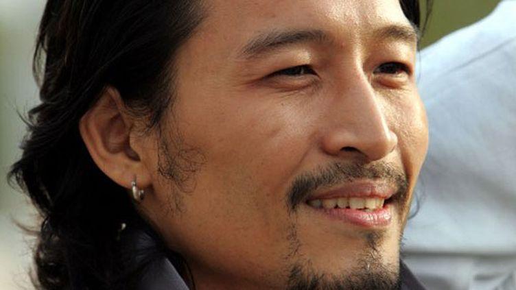 Le tireur thaïlandais Jakkrit Panichpatikum
