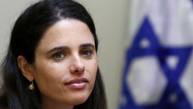 La nouvelle ministre de la Justice du gouvernement Netanyahu, Ayelet Shaked. (GALI TIBBON/AFP)